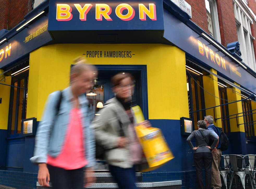 Byron needs to secure at least 75 per cent creditor approval for the CVA that it has proposed