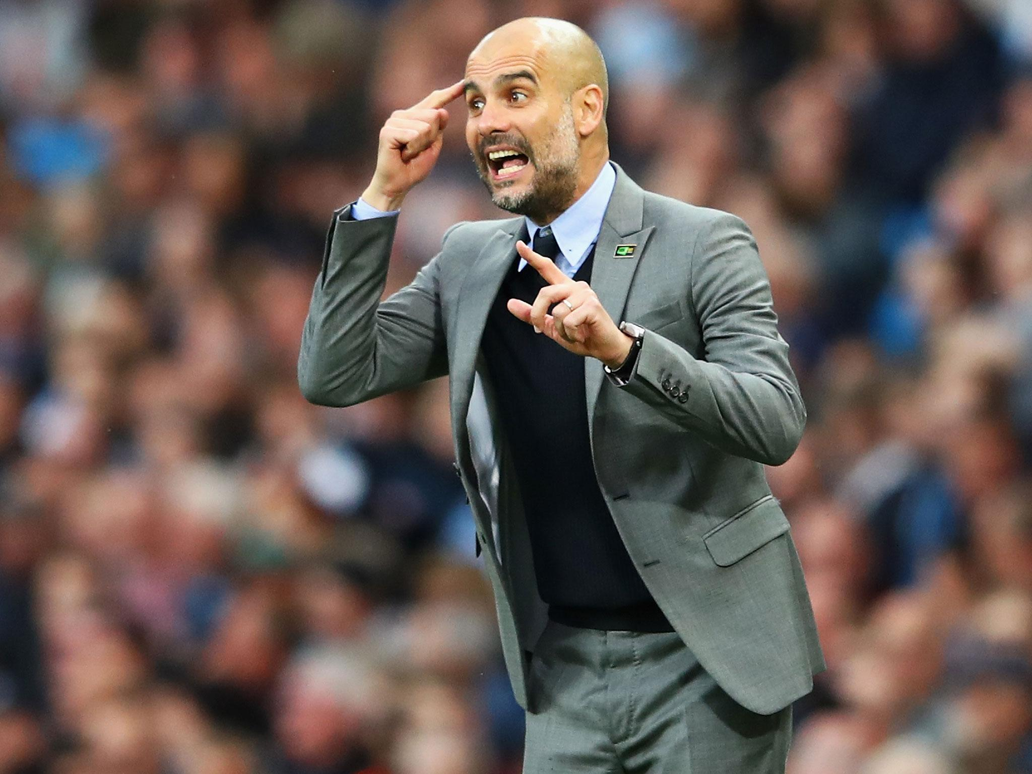 Pep Guardiola: Don't ban divers - help Premier League referees keep up with play better instead