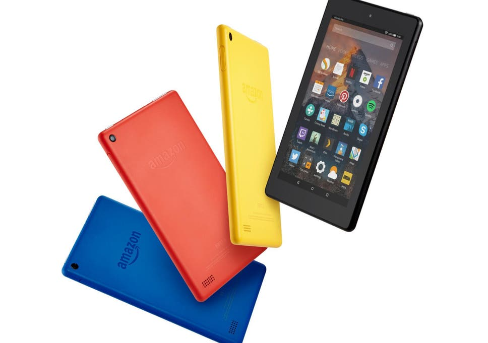 Amazon Fire 7: Android tablet with Alexa costs just £50