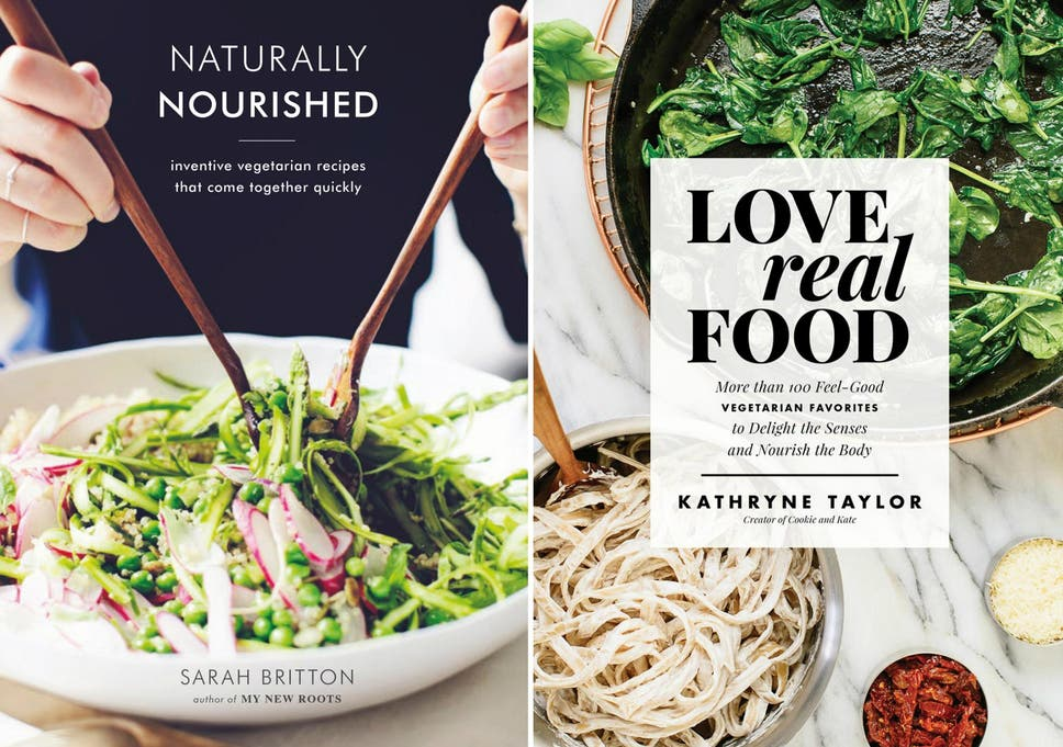e2e6e962e It's a great time to be a veggie, and these new releases, packed full of  diverse and delicious recipes, prove it