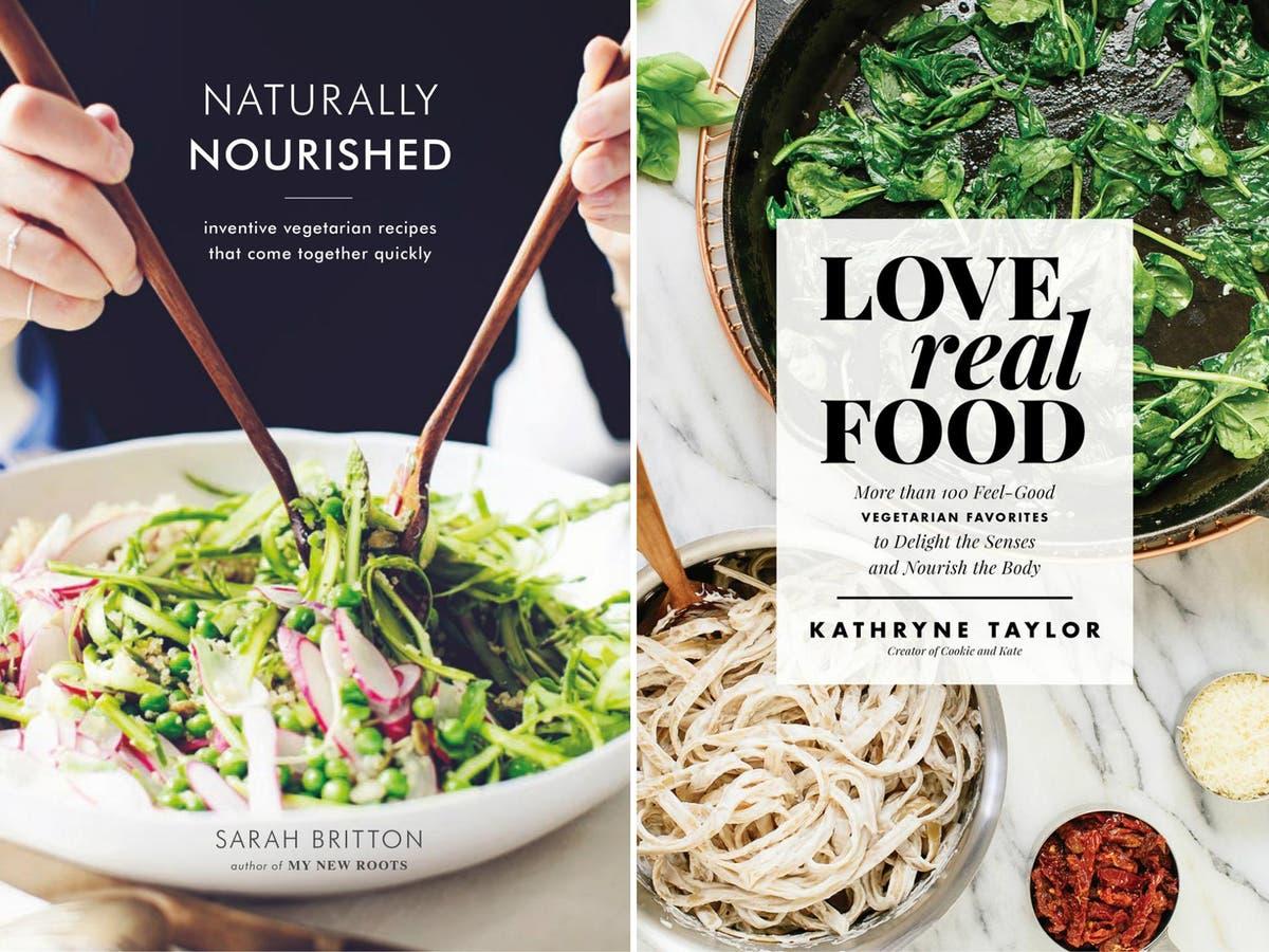 14 best vegetarian cookbooks