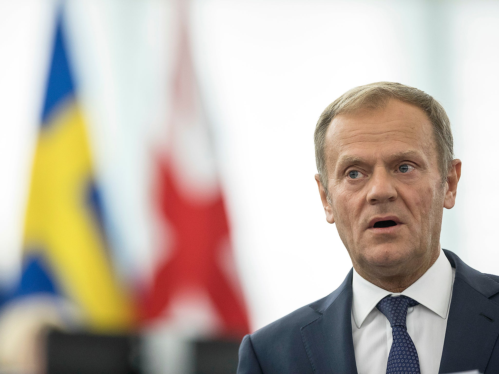 Brexit talks target delayed by months, EU president says