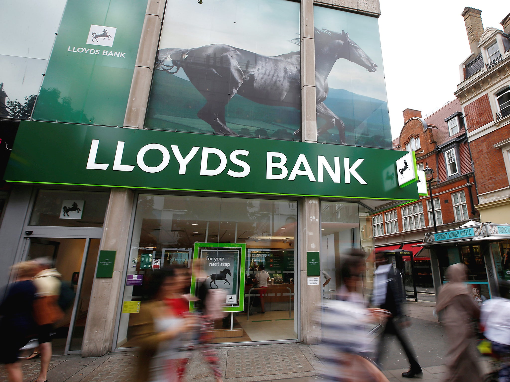 Lloyds rakes in billions but how much is too much? | The Independentindependent_brand_ident_LOGOUntitled