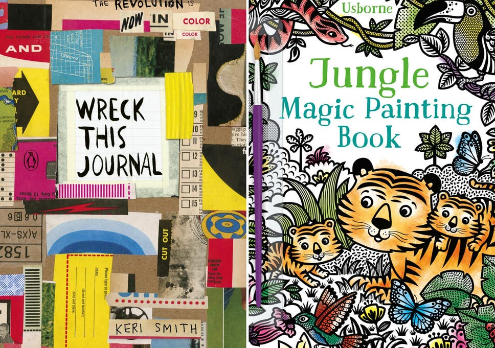 15 Best Kids Activity Books The Independent