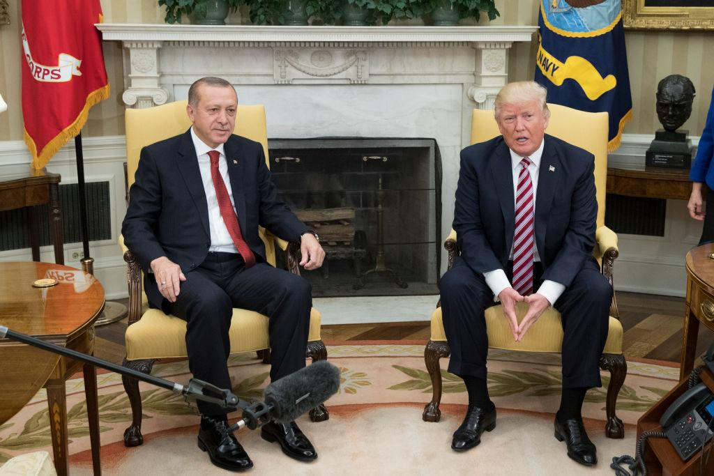 Trump and Erdogan have much in common - and the Kurds will be the tragic victims of their idiocy
