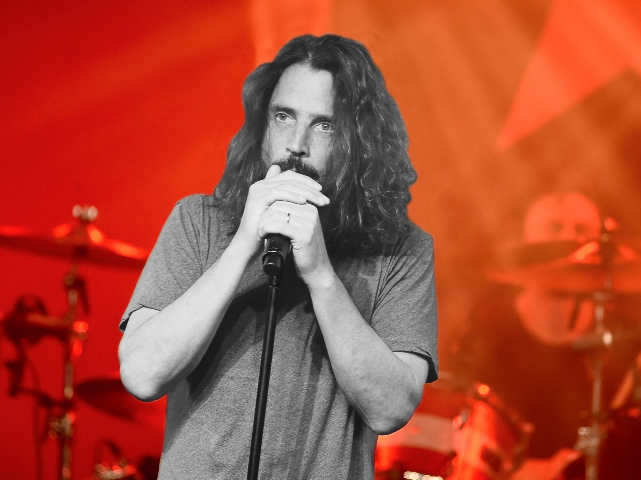 Chris Cornell's raw vocal feed from 'Black Hole Sun' is breathtaking