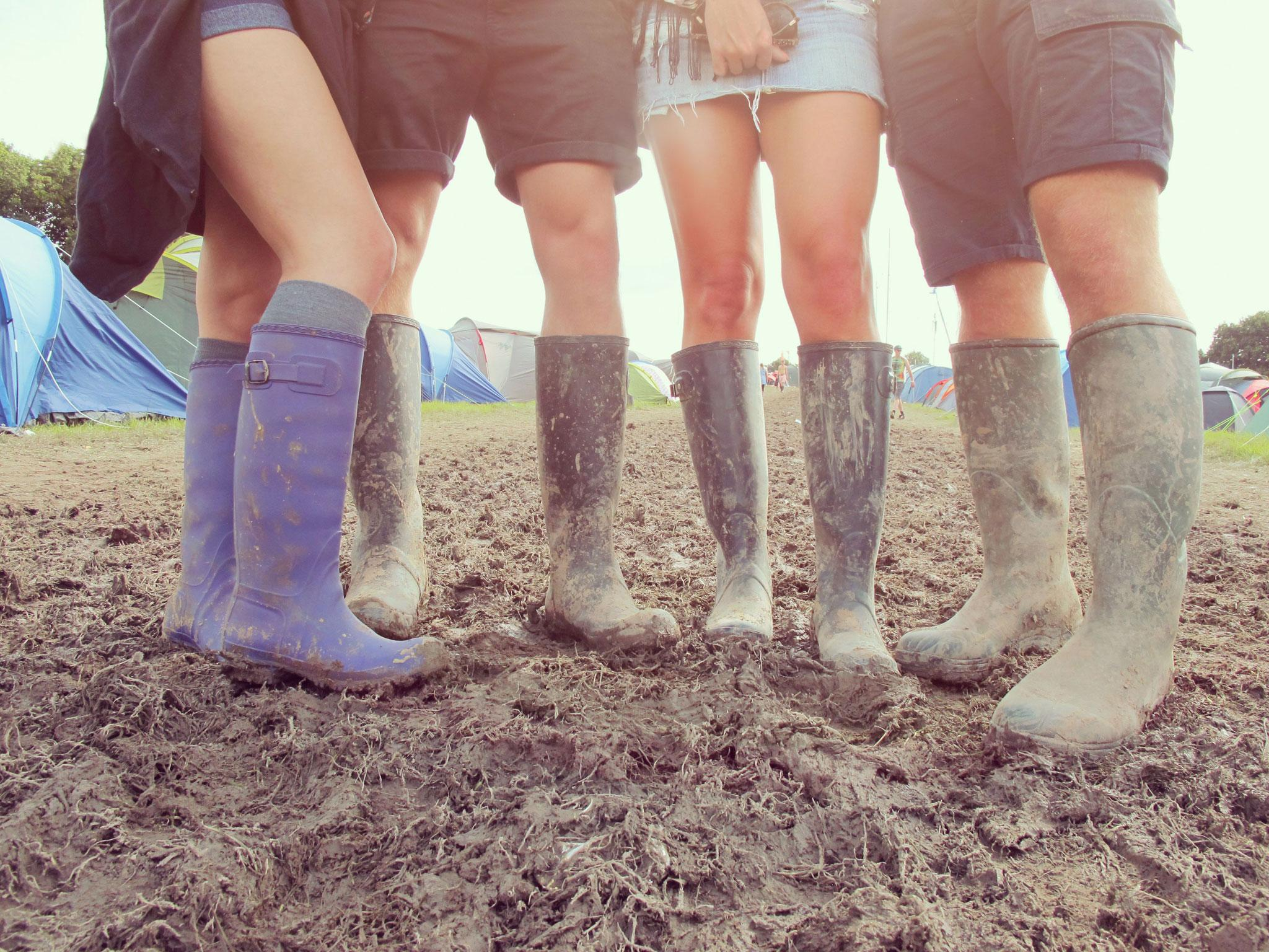 10 best festival wellies for women | The Independent