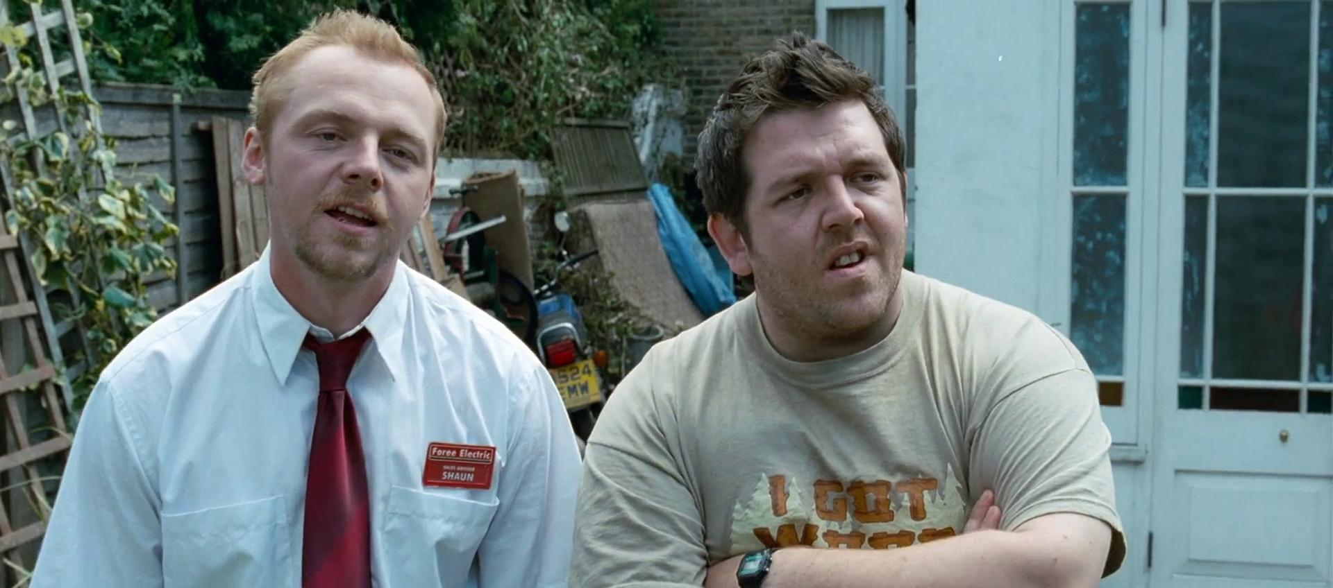 Simon Pegg and Nick Frost teaming up to produce horror ...