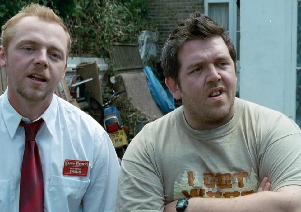 Image result for nick frost and simon pegg