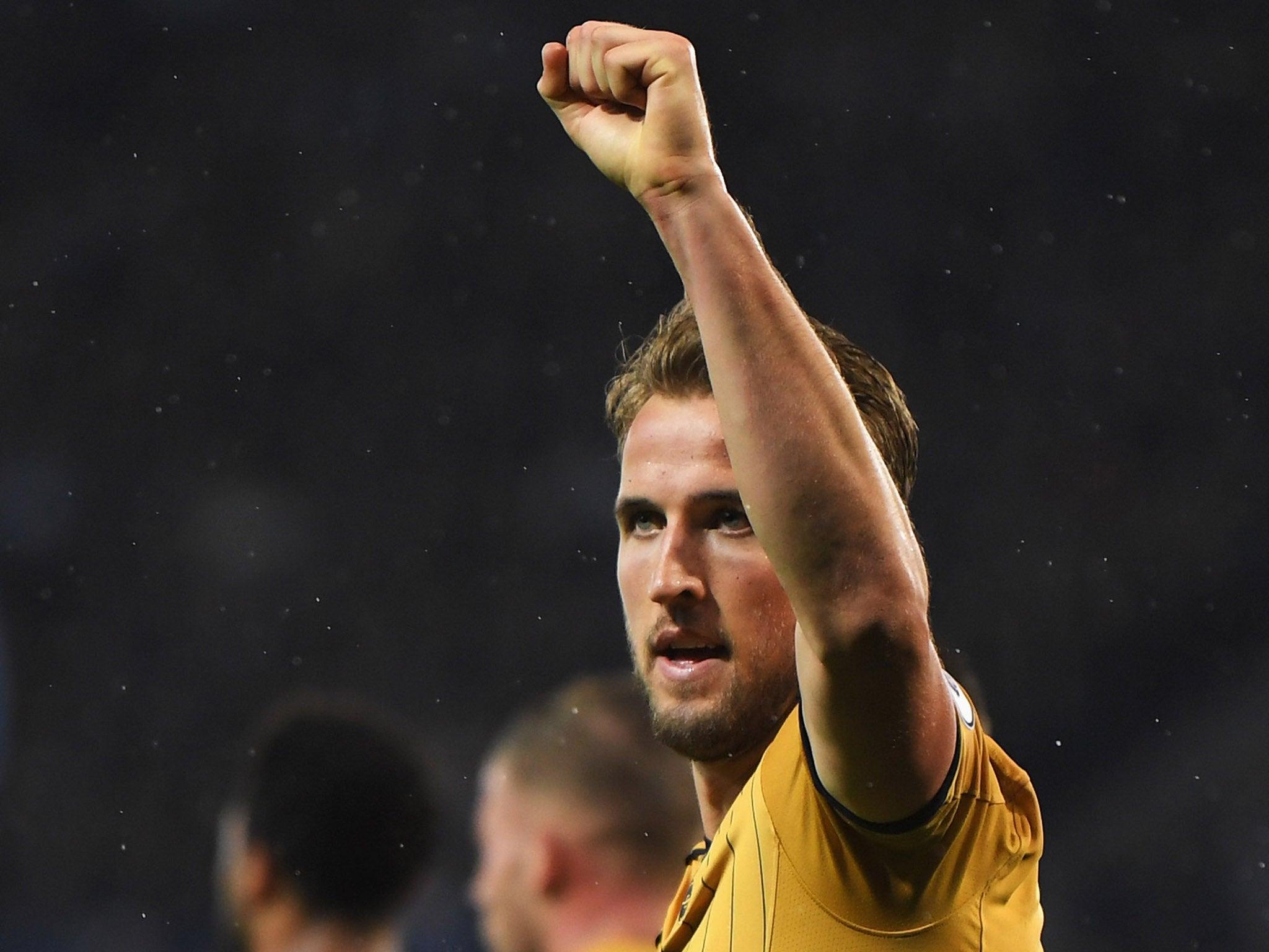 Tottenham Run Riot As Harry Kane Scores Four To Put