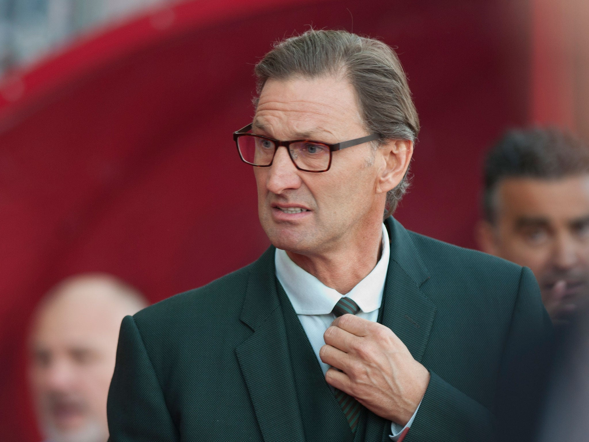 Former Arsenal captain Tony Adams named President of the Rugby Football League