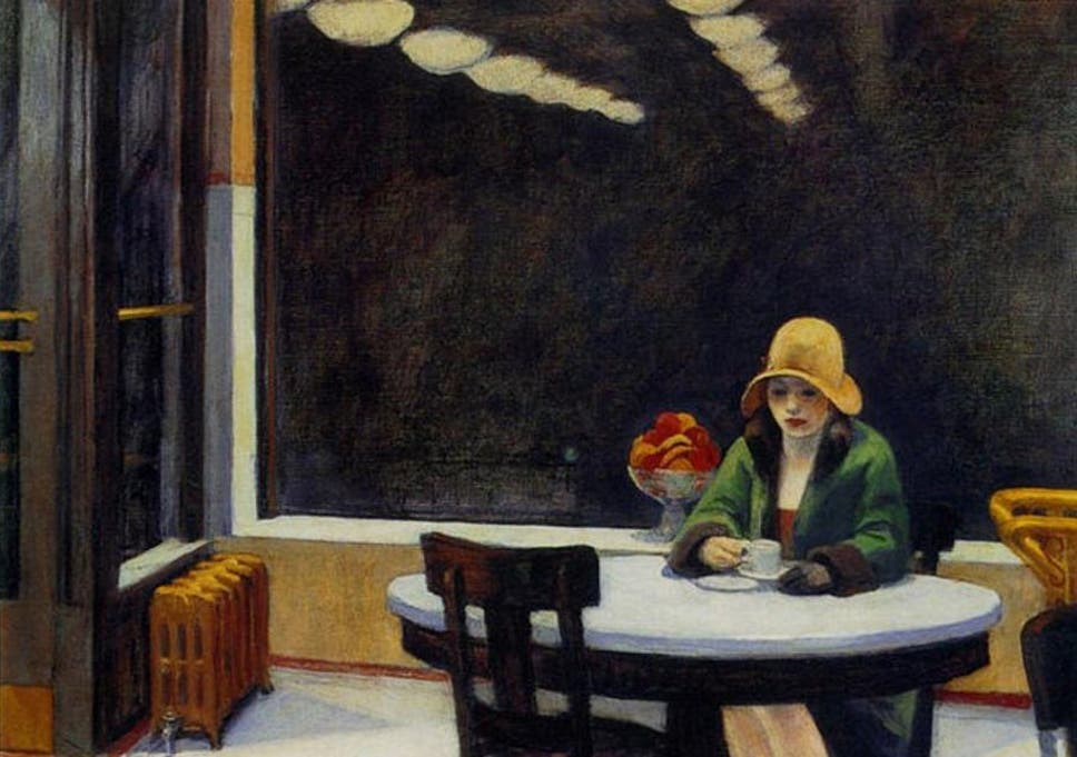 Edward Hopper The Artist That Evoked Urban Loneliness And