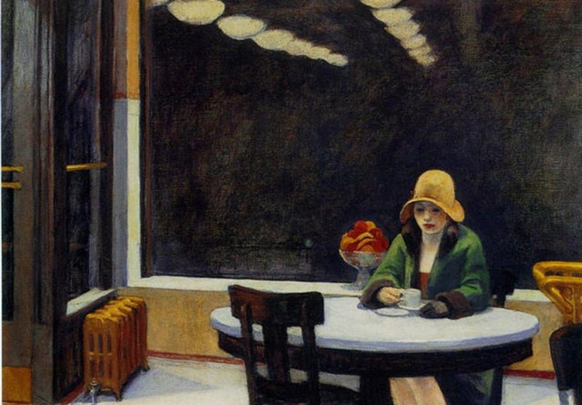 Edward Hopper: the artist that evoked urban loneliness and disappointment  with beautiful clarity | The Independent | The Independent