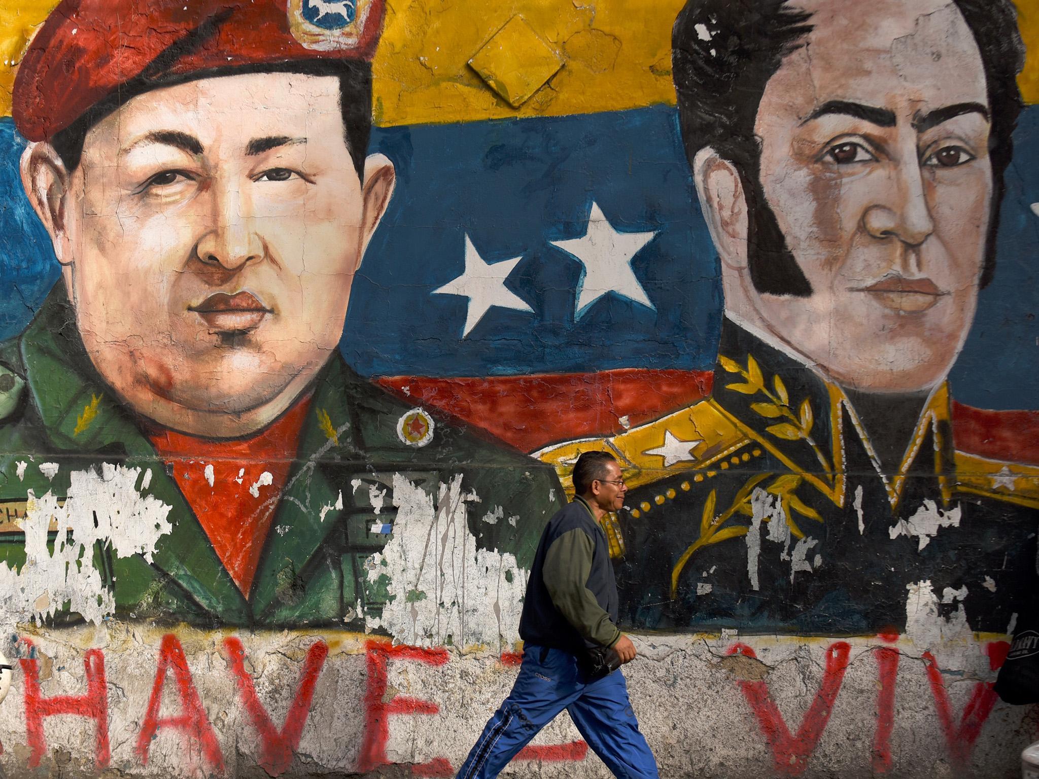 Ch/ávez Venezuela and the New Latin America