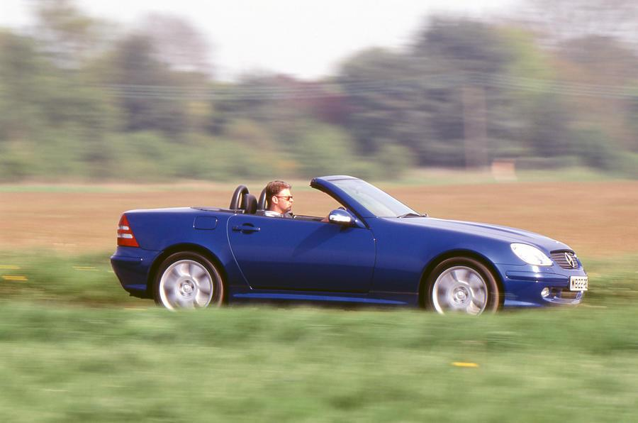 Buying used: Mercedes-Benz SLK | The Independent