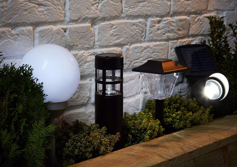 Use the latest eco friendly illuminators to keep your garden or driveway lit at night