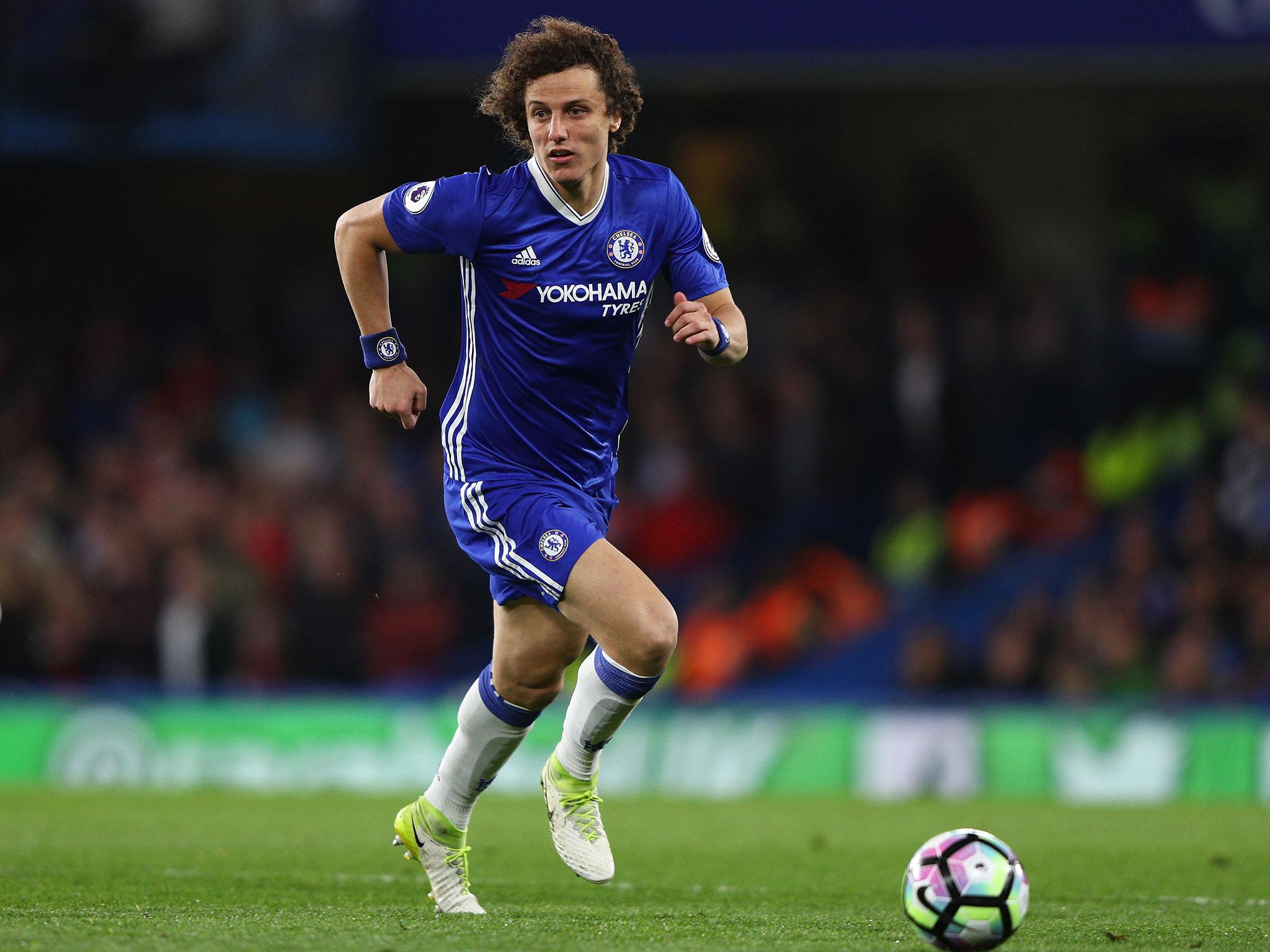 David Luiz spends more than £1m on luxury supercar gifts for title-winning Chelsea teammates