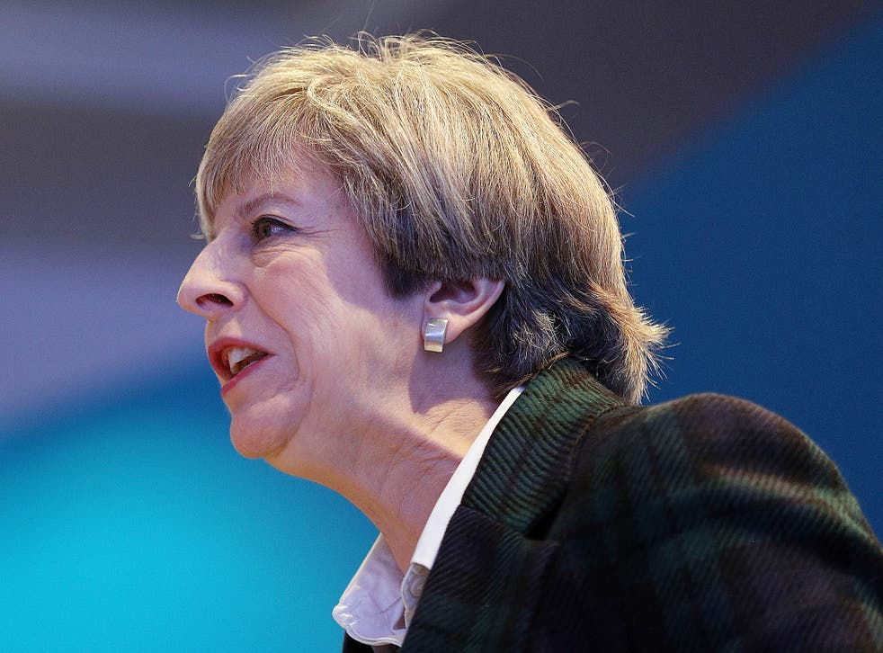 Theresa May did not consult Cabinet minsters about the so-called 'dementia tax', it is claimed