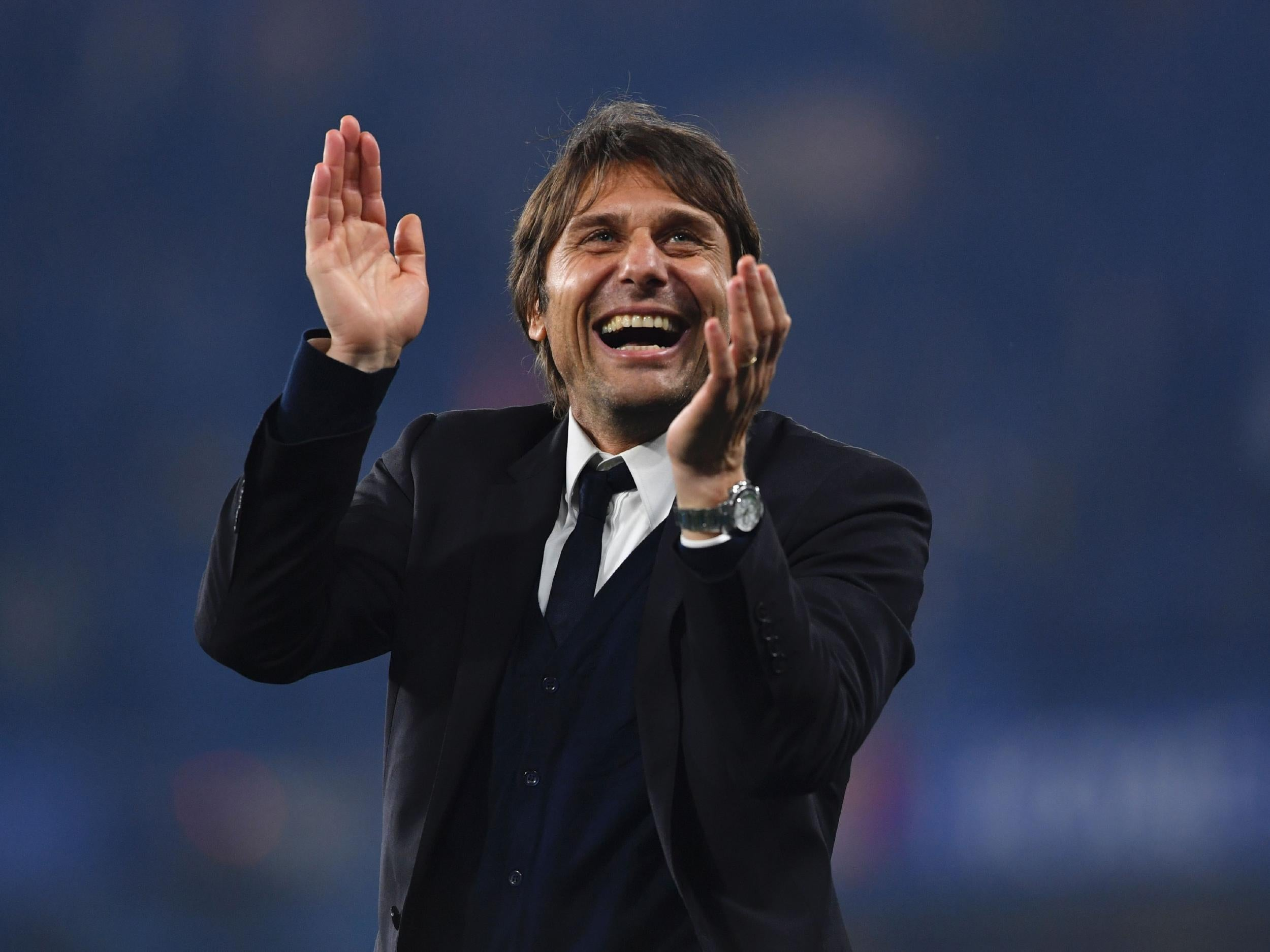 Antonio Conte reveals his family are moving to London to live with him, further quashing Inter Milan rumours
