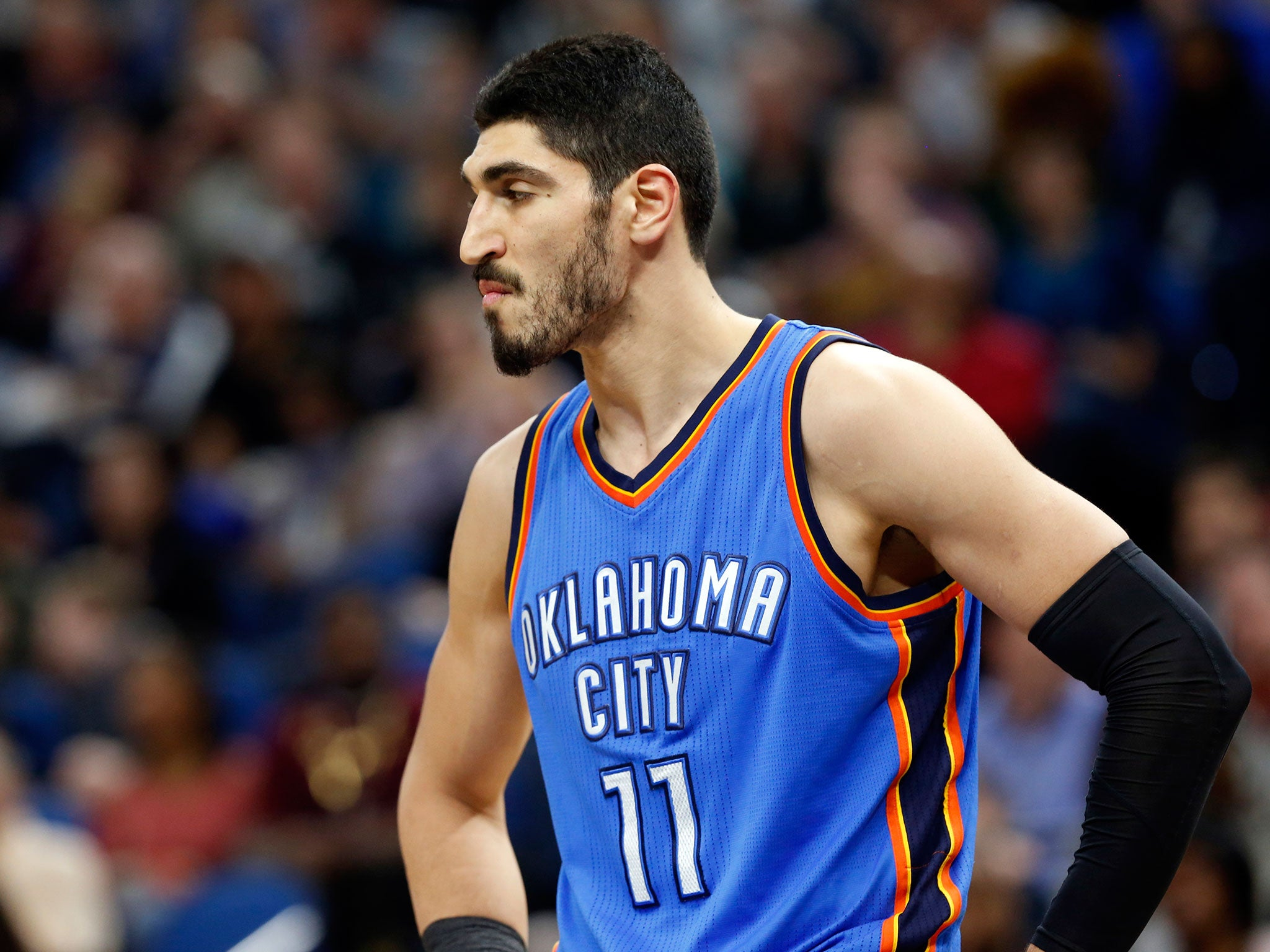 nba basketball player enes kanter held at romanian airport