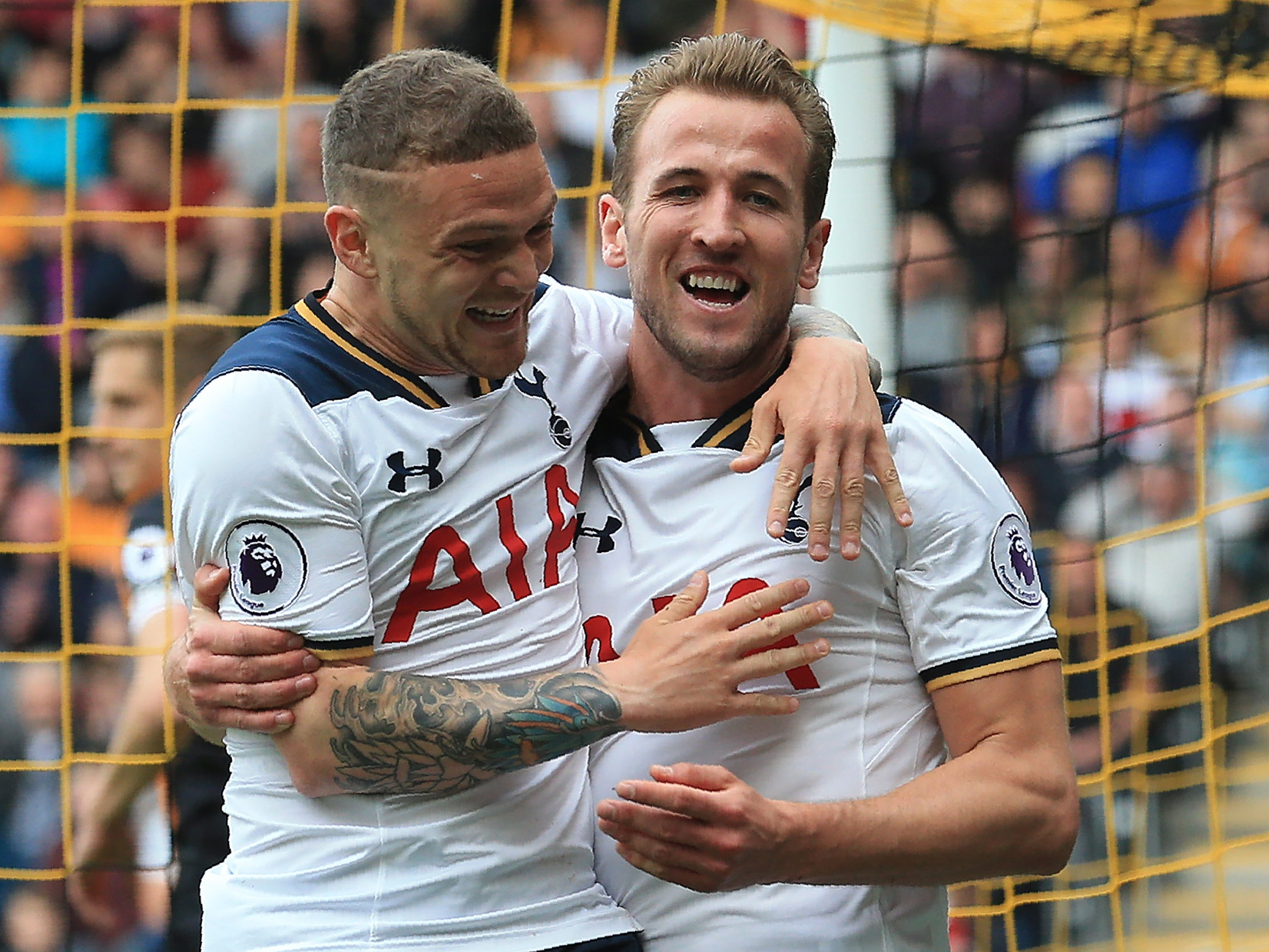 Tottenham in seventh heaven as Harry Kane hits a hat-trick in end of season flourish against relegated Hull