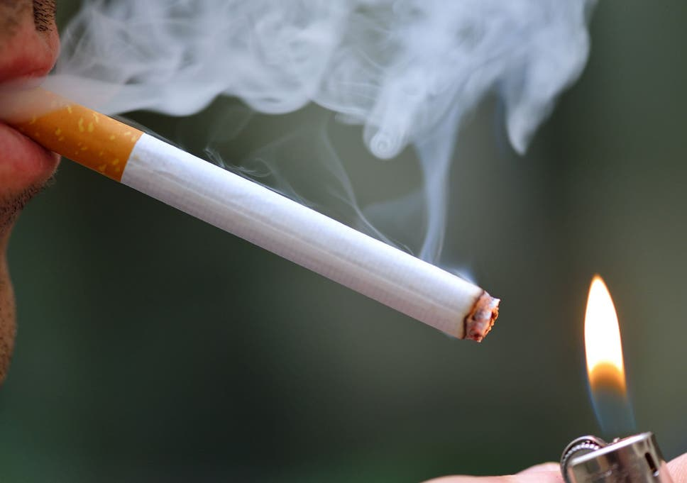 should cigarette smoking be banned debate