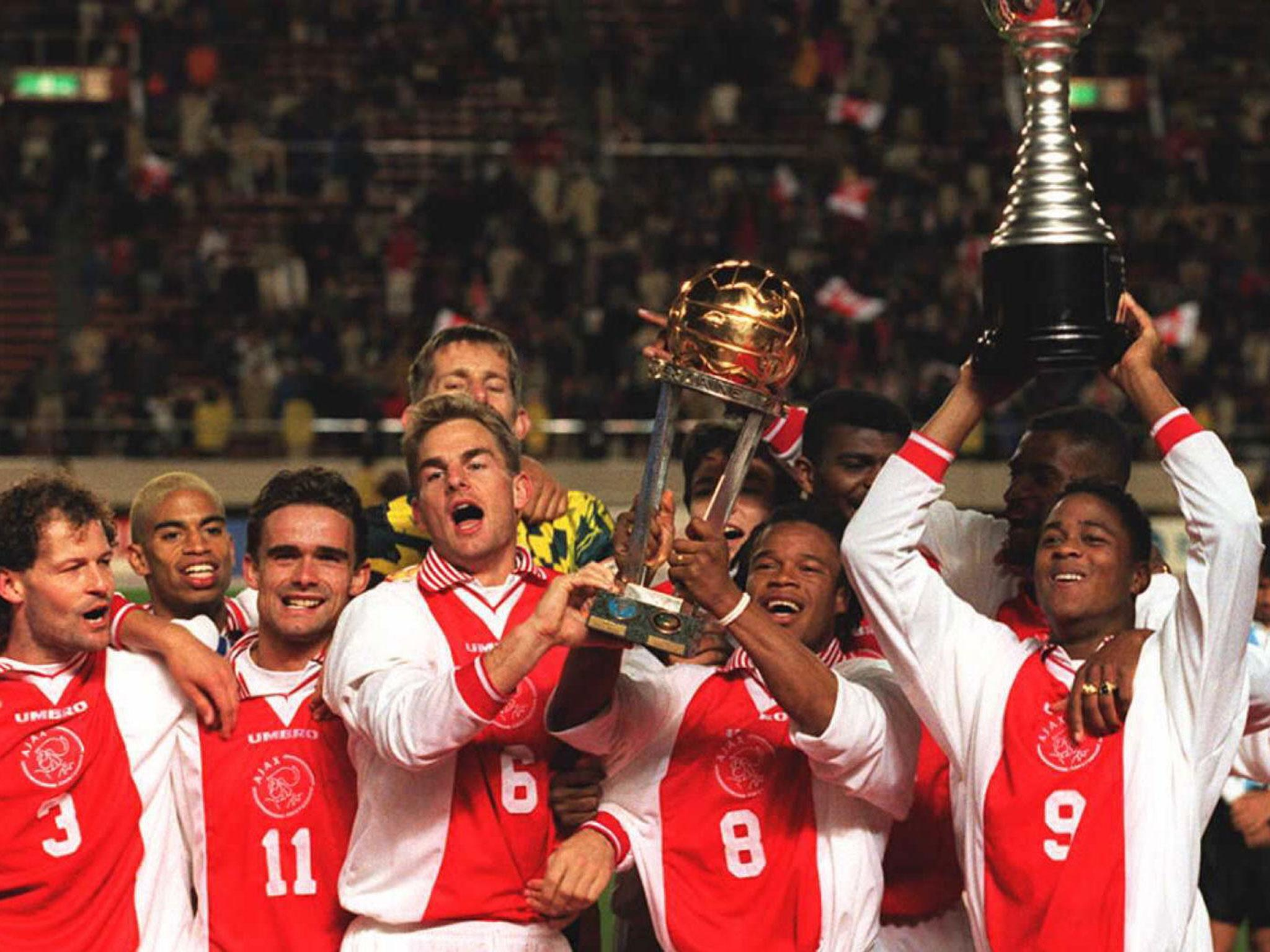 Marc Overmars has built the best Ajax team since 1995 but before