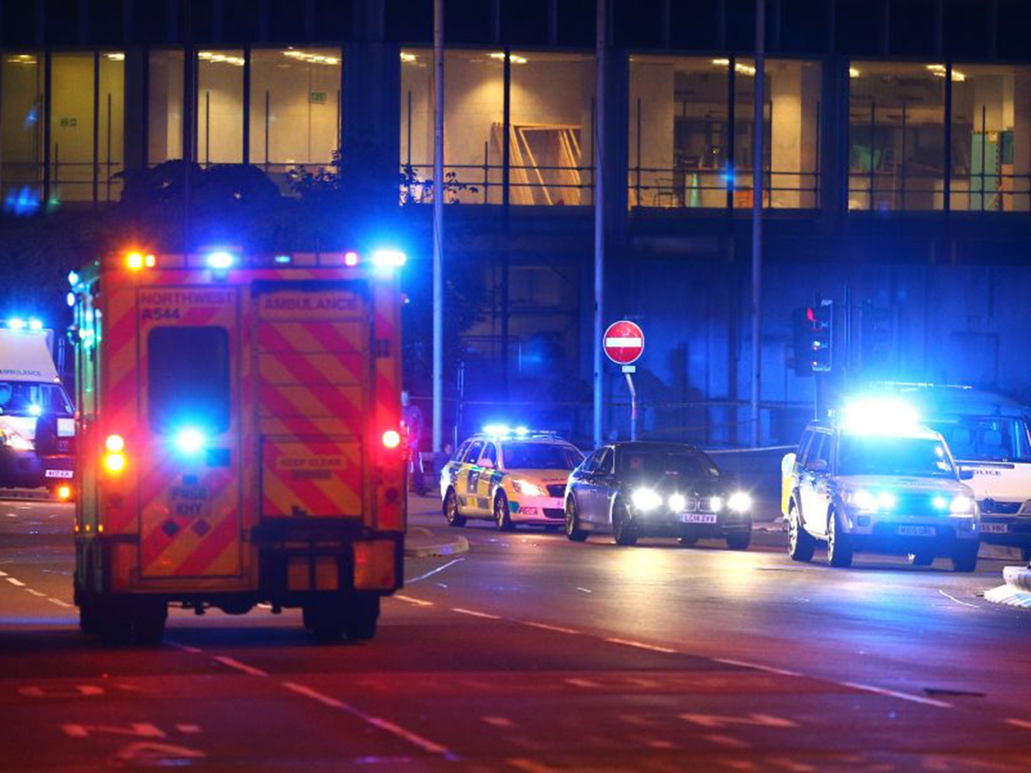 fad2a8da742f Manchester Arena - latest news, breaking stories and comment - The ...