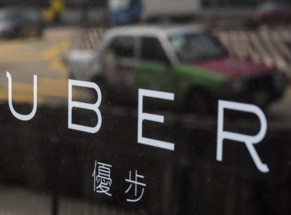 A Hong Kong court found five Uber drivers guilty of the same crime in March and fined them HK$10,000 each