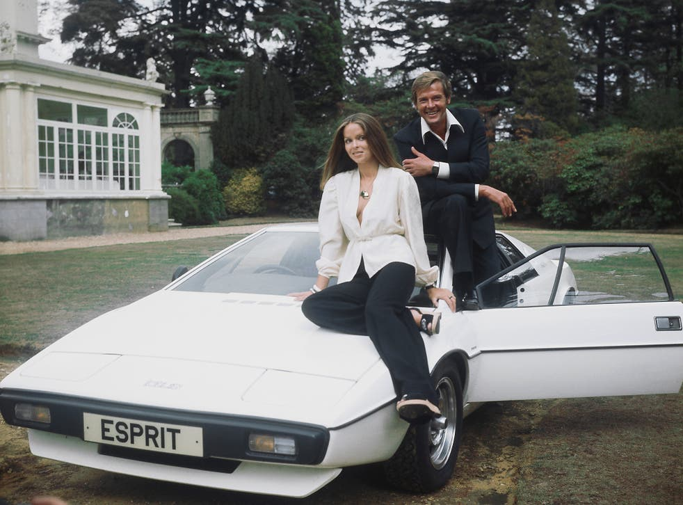 Lotus exploited on-screen branding in the James Bond film 'The Spy Who Loved Me' in the 1970s, but went on to fail financially
