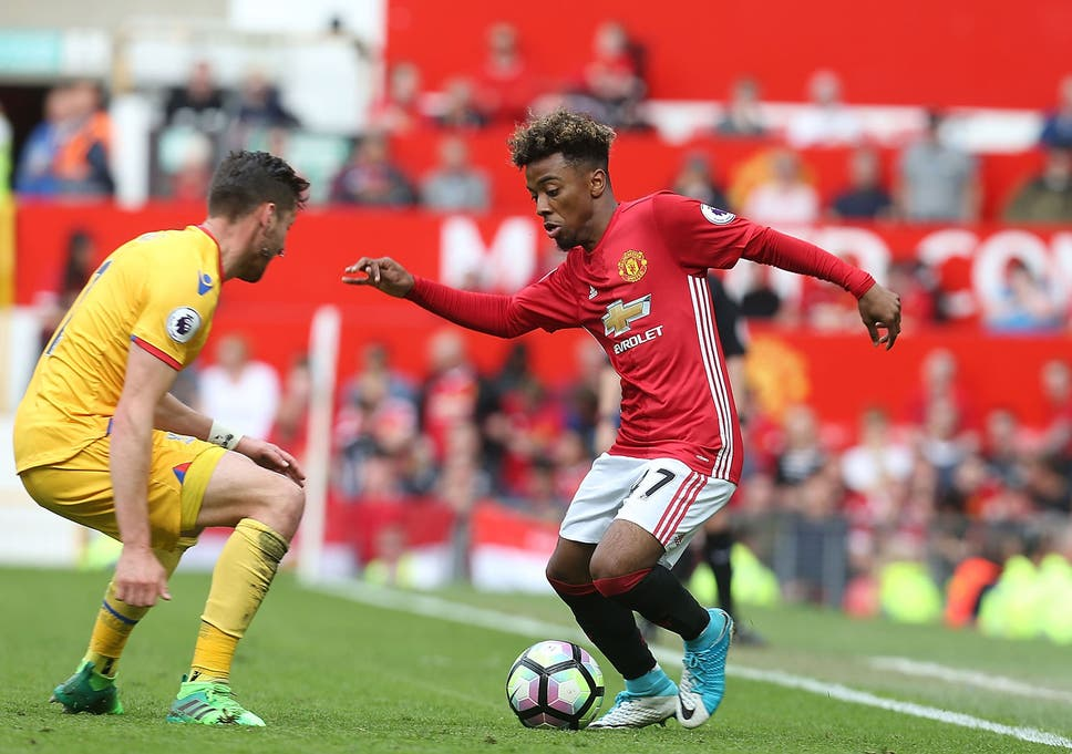 Image result for angel gomes