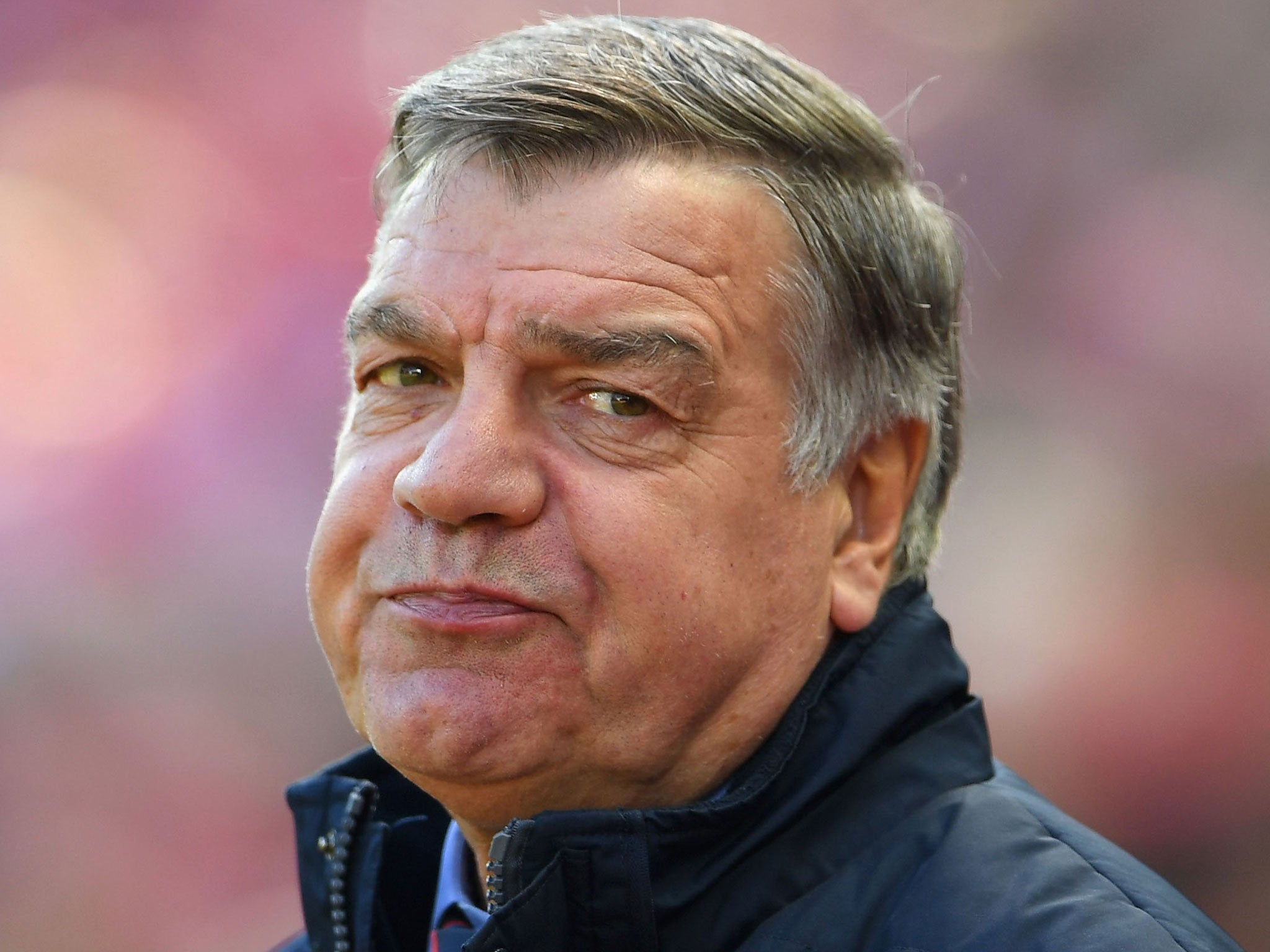 Sam Allardyce tempted by Scotland job but rules himself out from succeeding Gordon Strachan