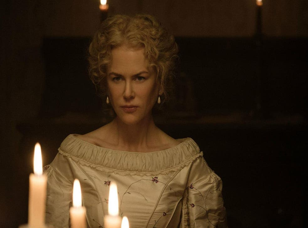Nicole Kidman plays the matron of an all-girls boarding school, but her performance is strangely emotionless