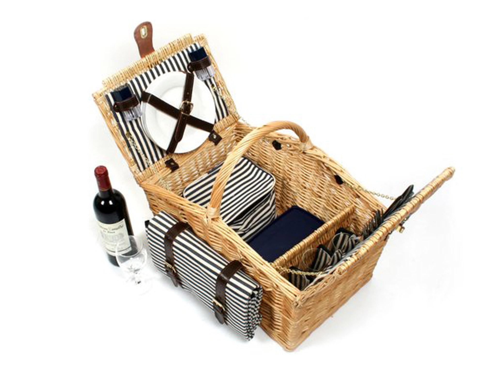 10 Best Picnic Baskets The Independent