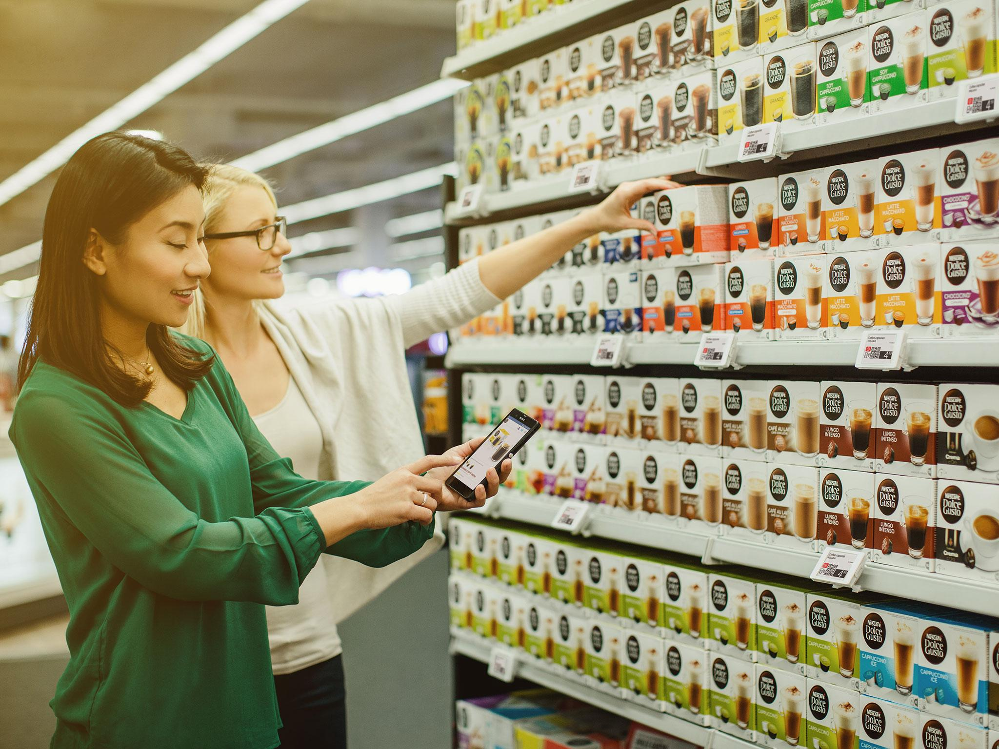 SES-imagotag: The company helping supermarkets to reduce food waste and stop customer rip off