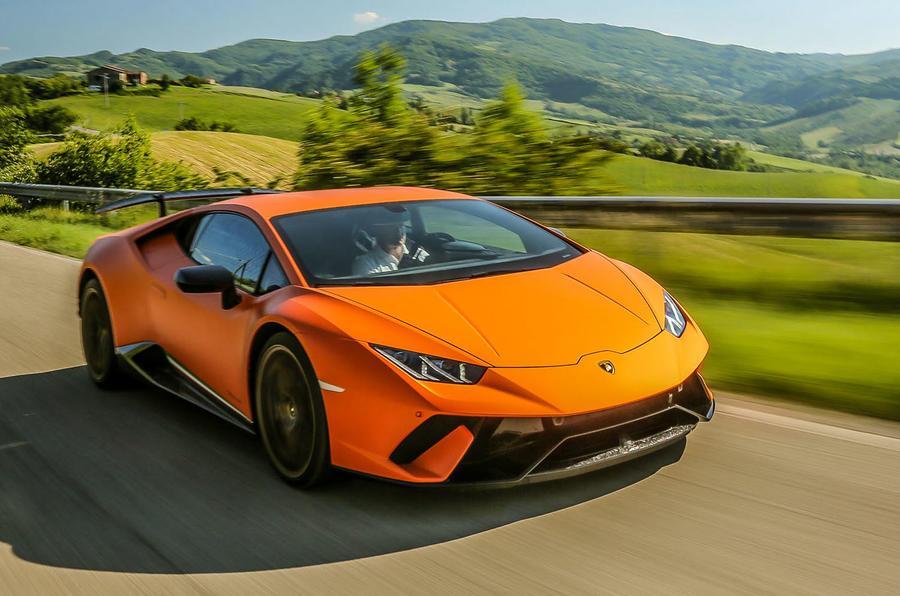 Lamborghini Huracan Performante Less Weight More Power The