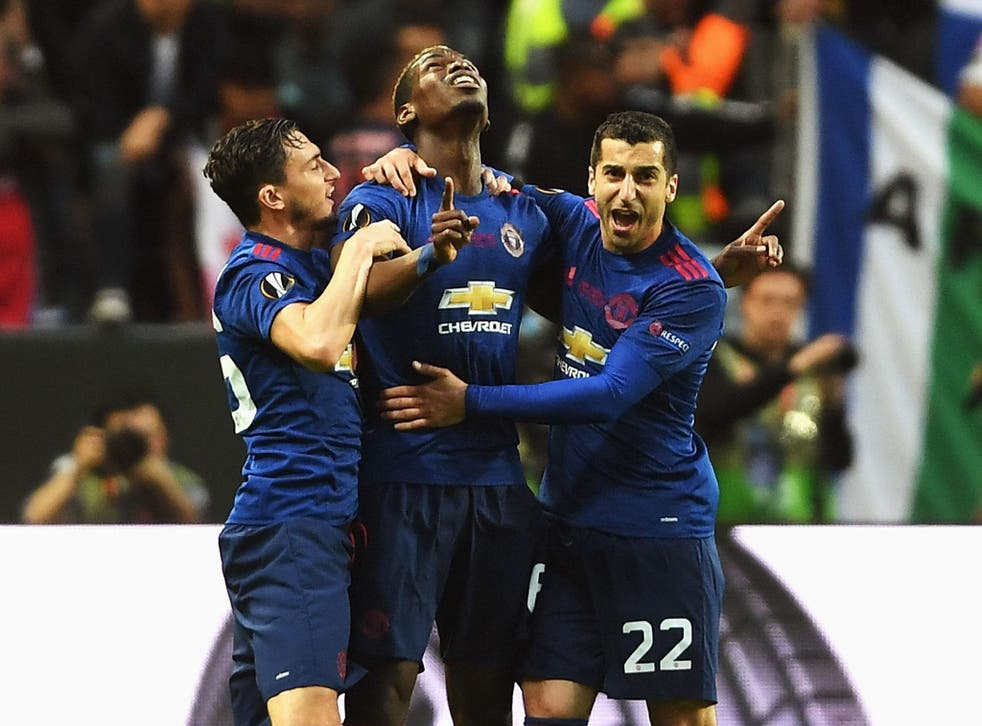 United qualify straight into the Champions League group stages