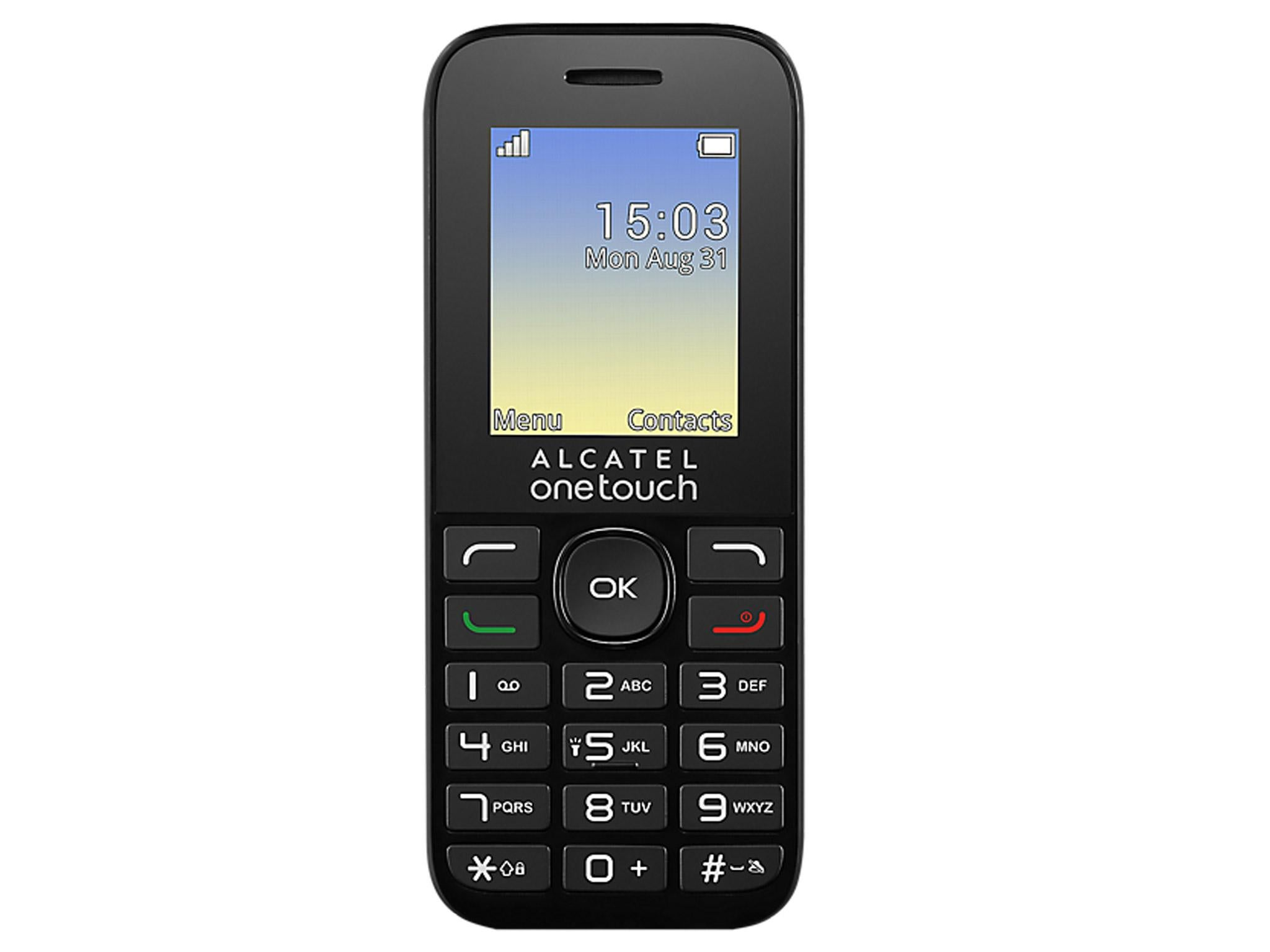 8 best feature phones   The Independent