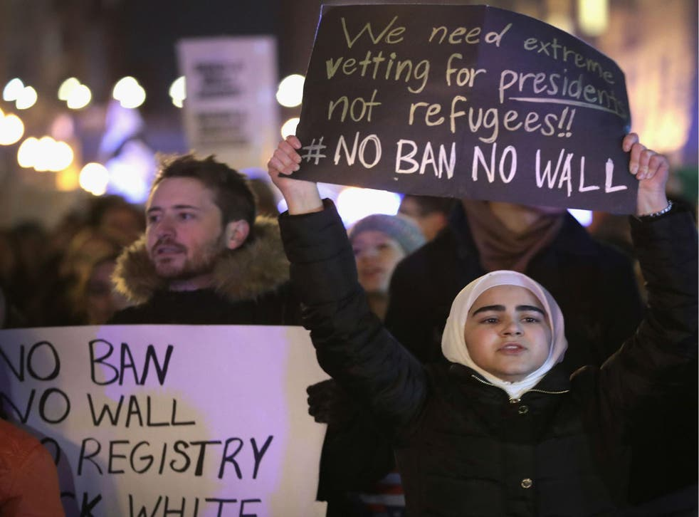 The travel bans drew heated protest when announced earlier this year