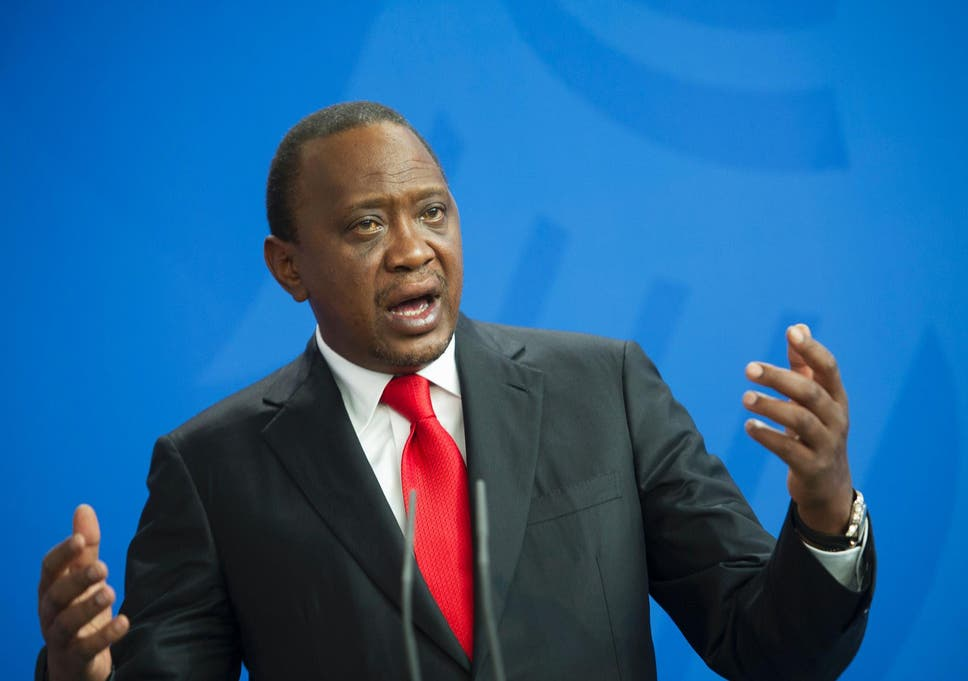 Africa is all too often at the sharp end of the greatest challenges mr kenyatta will speak to leaders on behalf of africa at the g7 summit fandeluxe Choice Image