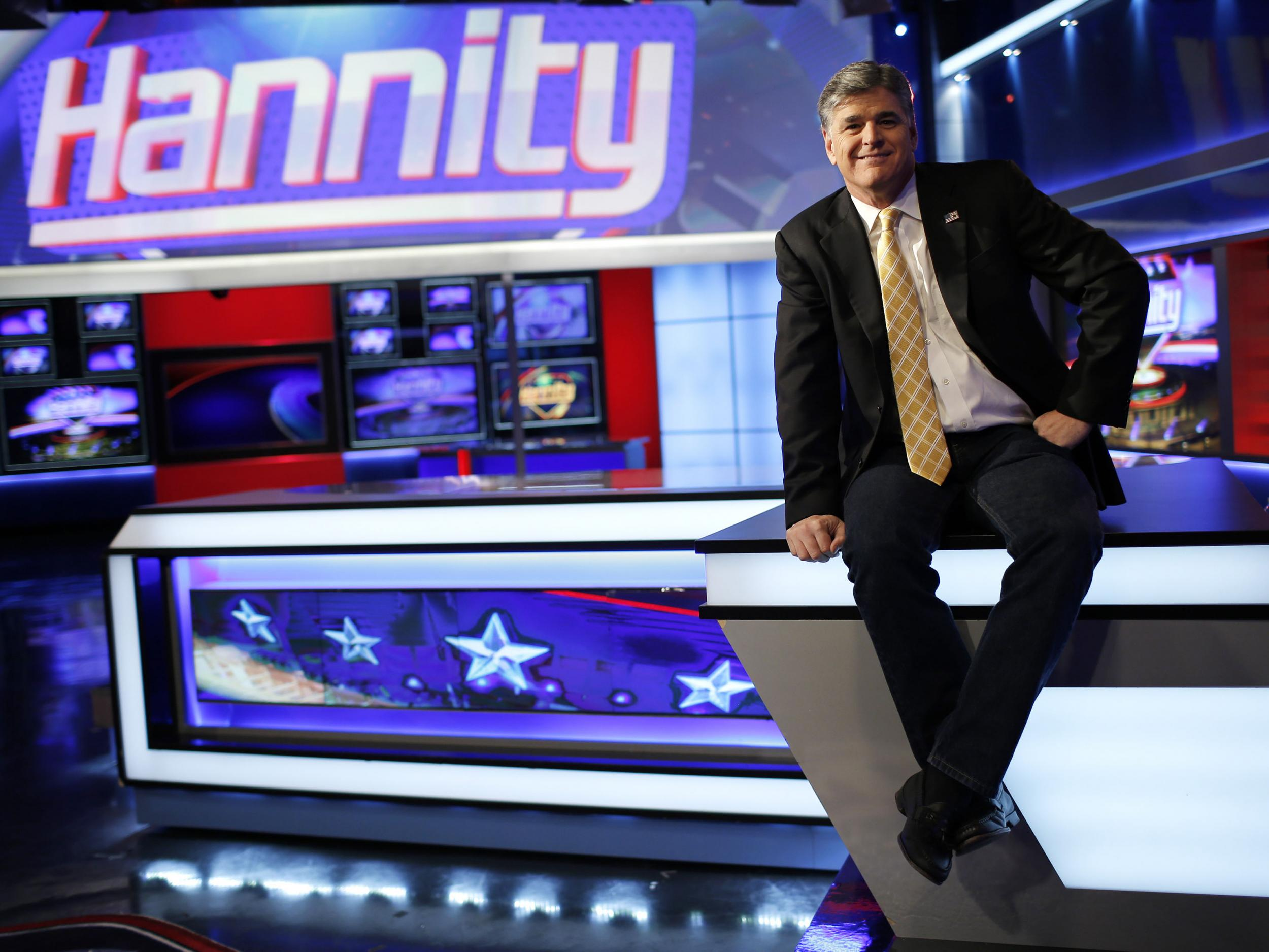 Sean Hannity - latest news, breaking stories and comment