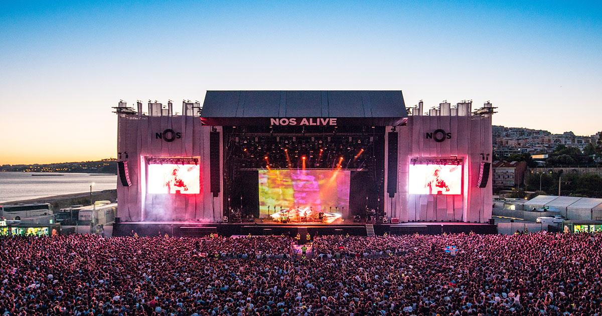 The 12 best European music festivals, from Nos Alive to Ypsigrock