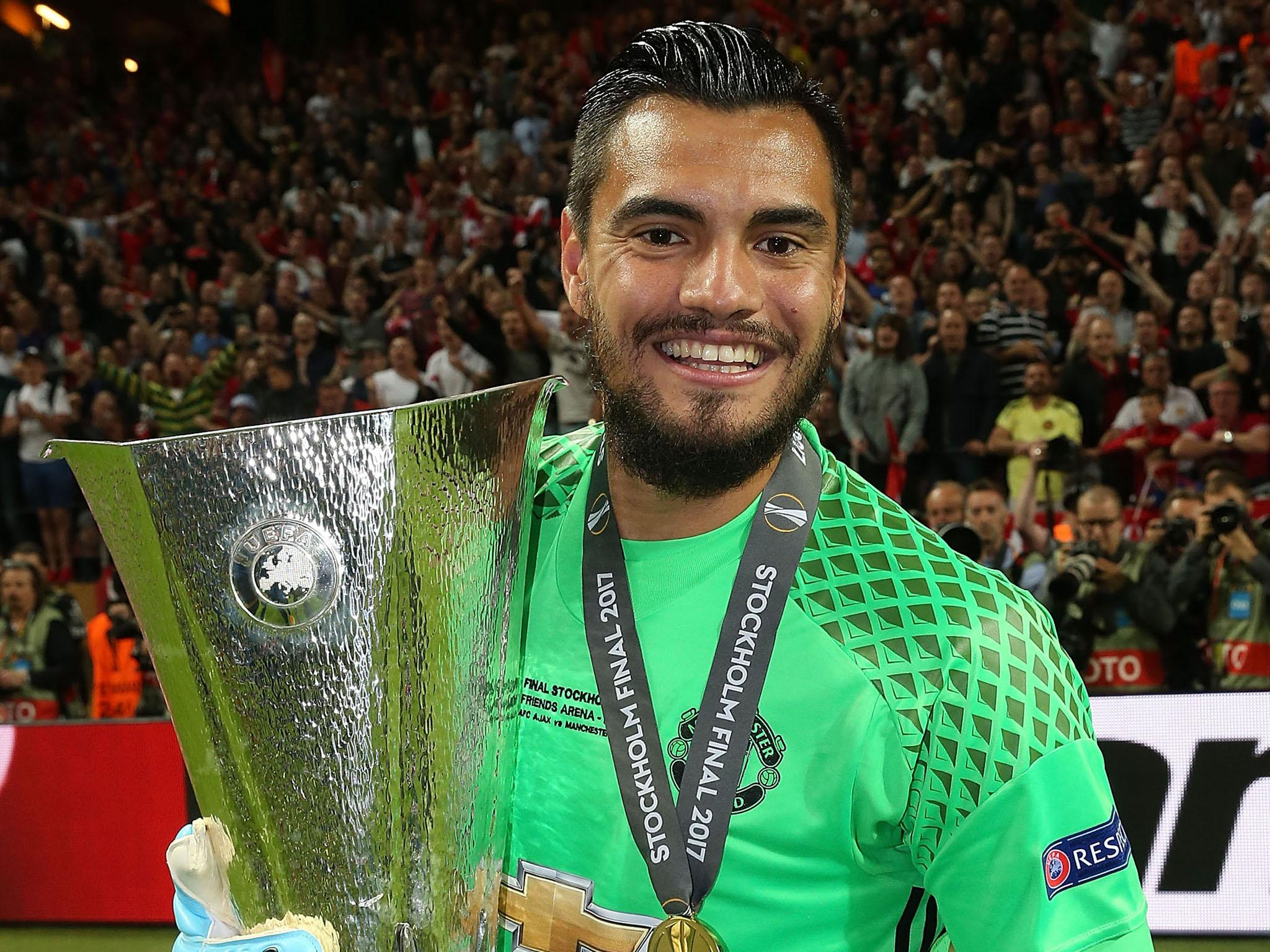 Sergio Romero Aiming To Be Manchester United U0026 39 S No 1 If