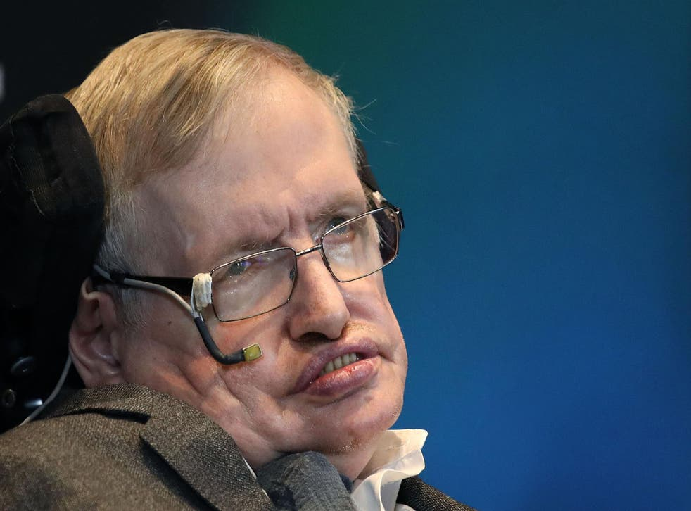 Stephen Hawking attacked the Tories for moving towards privatising NHS and undermining trust in science