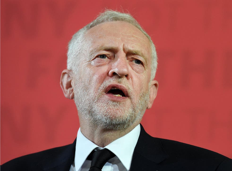 The Labour leader said that the war on terror has failed and that foreign policy would change under his party's government