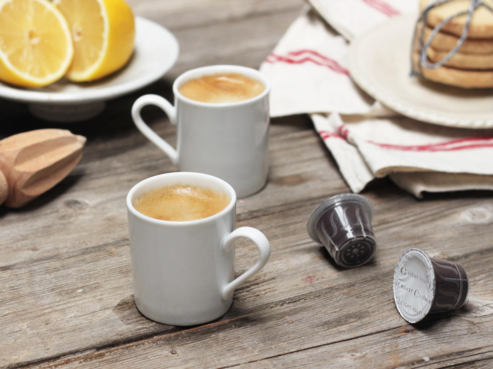 10 Best Nespresso Compatible Coffee Pods The Independent