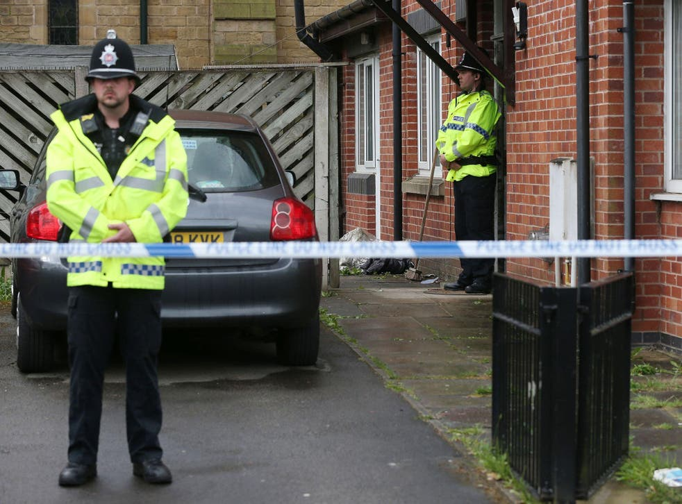 There has been an increased police presence following the Manchester attack