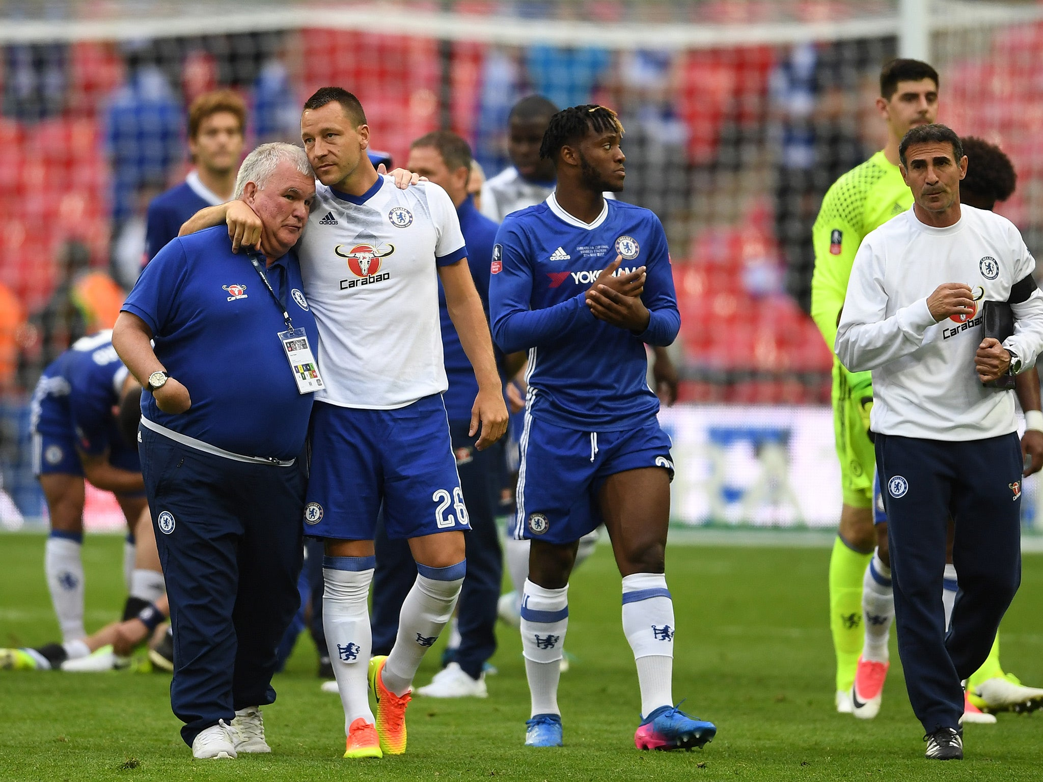 Chelsea put in a performance worse than antonio conte could have imagined in fa cup final defeat by arsenal the independent