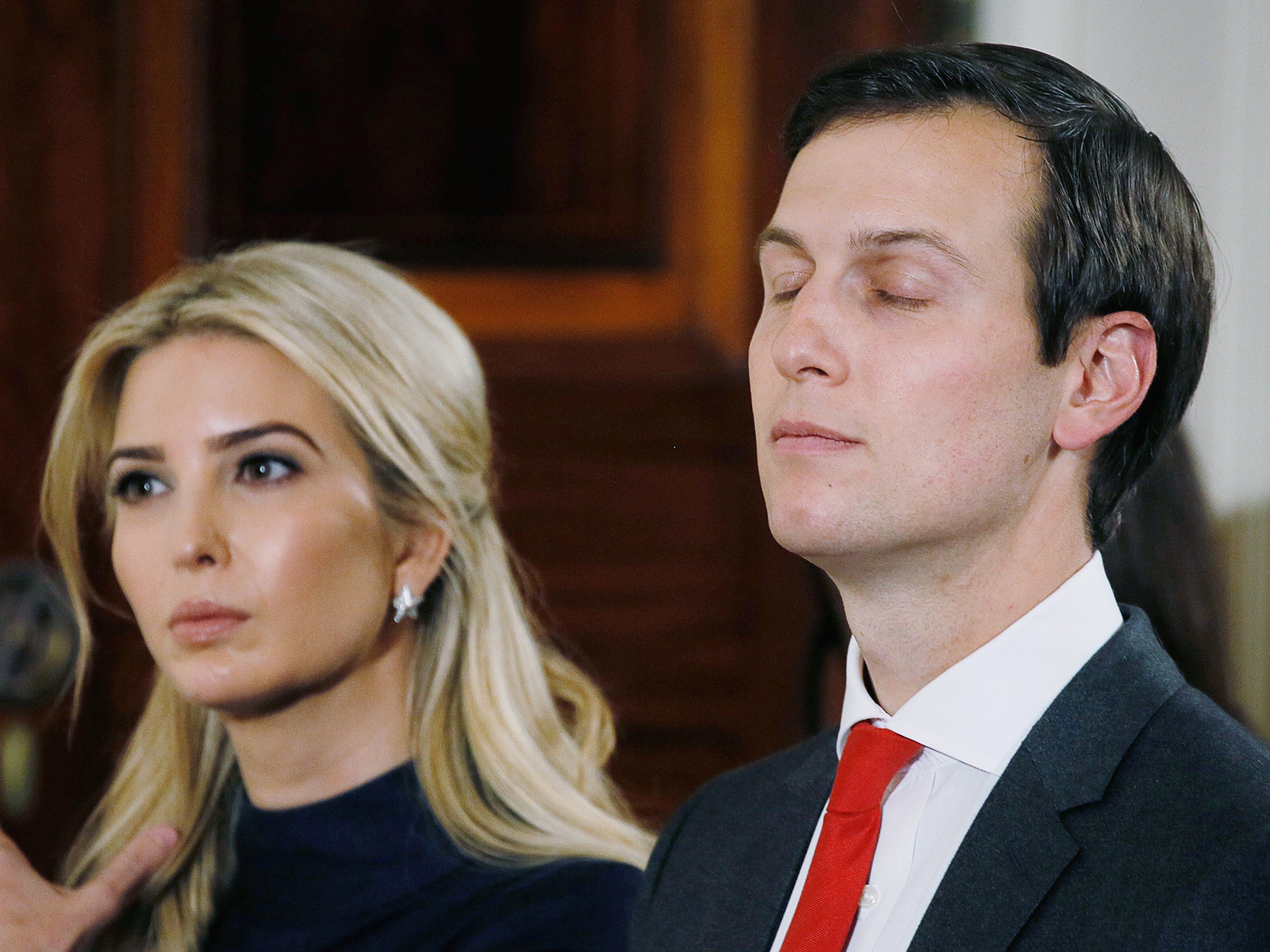 White House investigating Ivanka Trump and Jared Kushner's use of personal emails