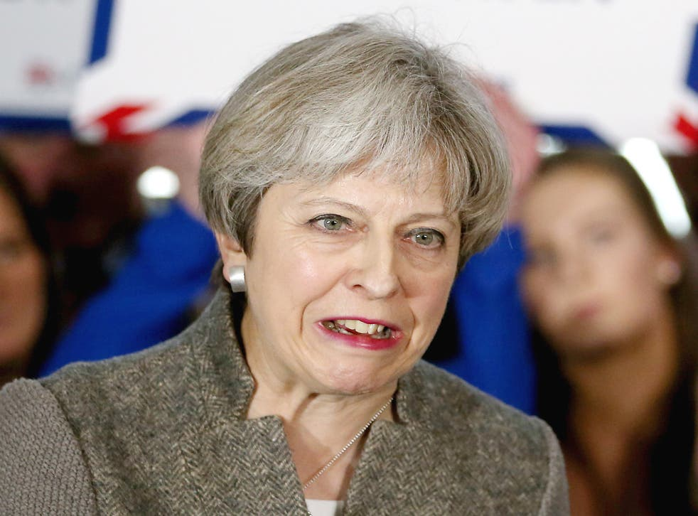 Ms May was ambiguous on Saturday, saying she wanted to reduce taxes but would not outline a specific policy